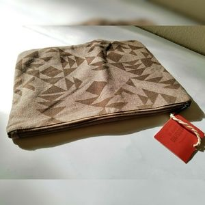 Mossimo Supply Co Clutch w/Tribal Print